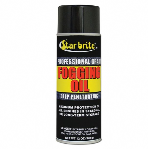 Starbrite Professional Grade Fogging Oil Spray - 283g